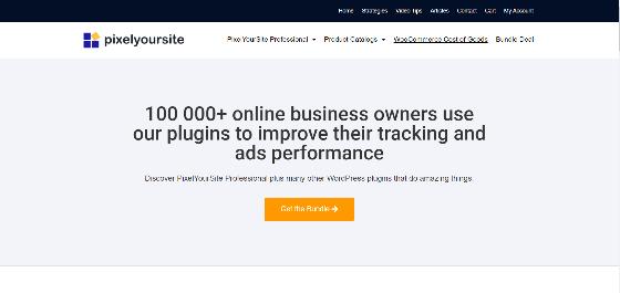 PixelYourSite plugin